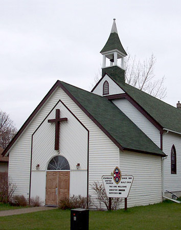 Starbuck United Church